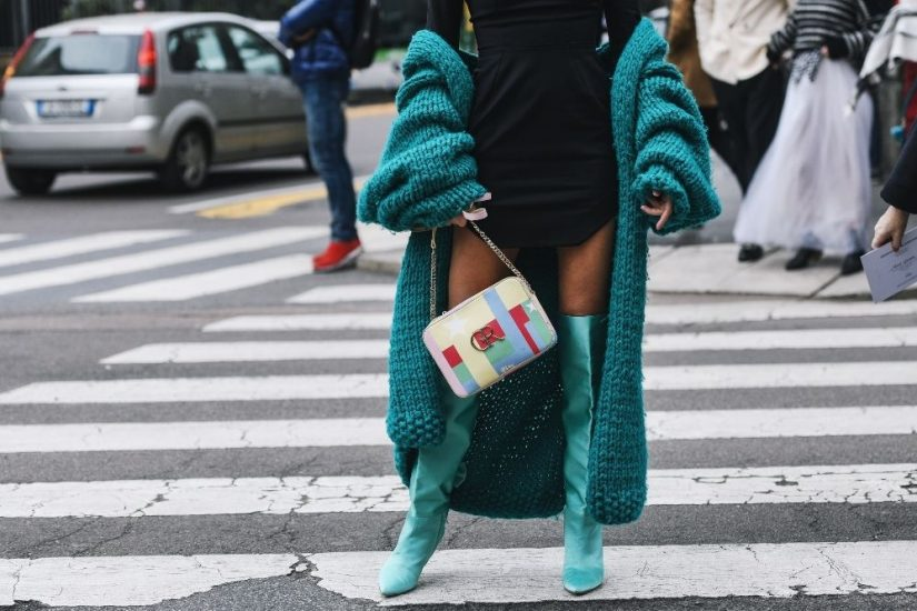 cuissarde turquoise hiver