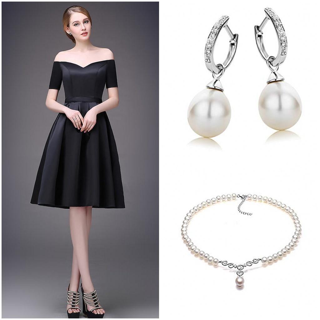 comment accessoiriser la petite robe noire