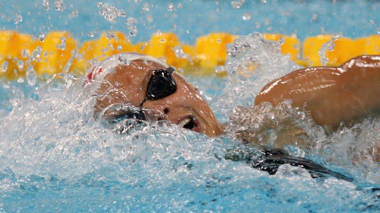 Pernille Blume - vinder af OL 2016 i kvindernes 50 m fri!