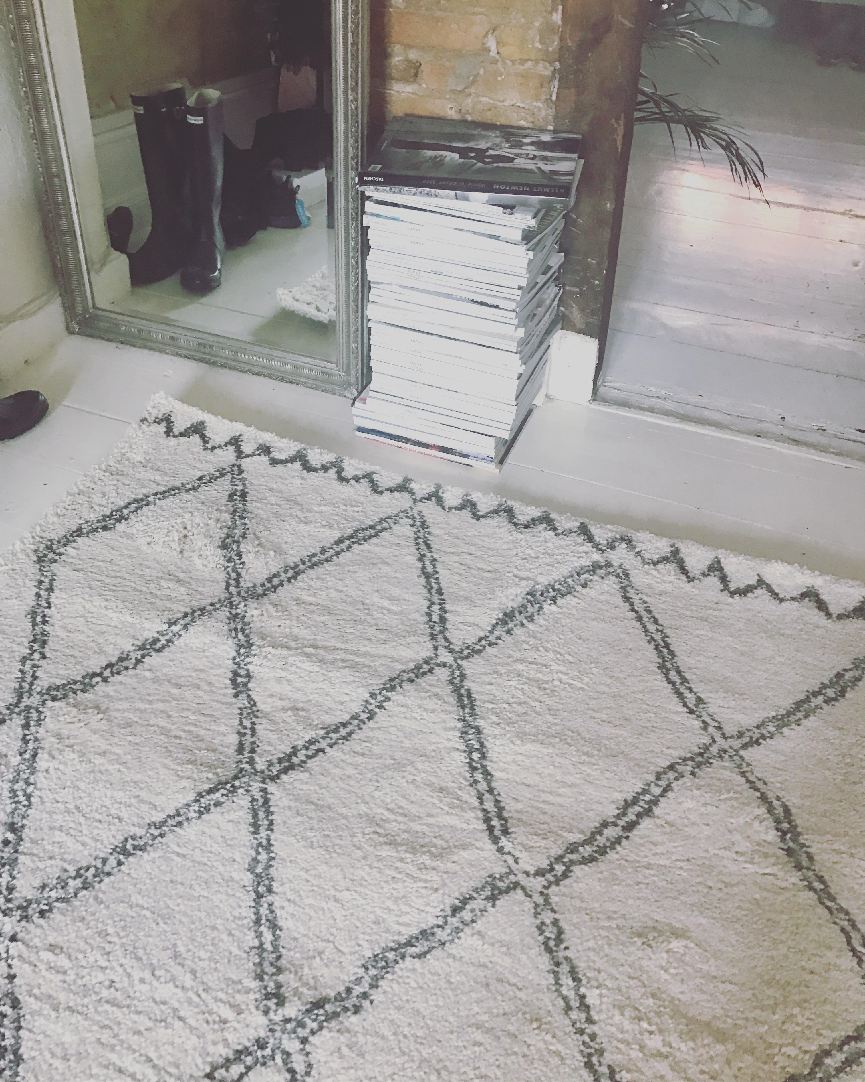 Topnotch Historien om et gulvtæppe – Sneglcille JA24