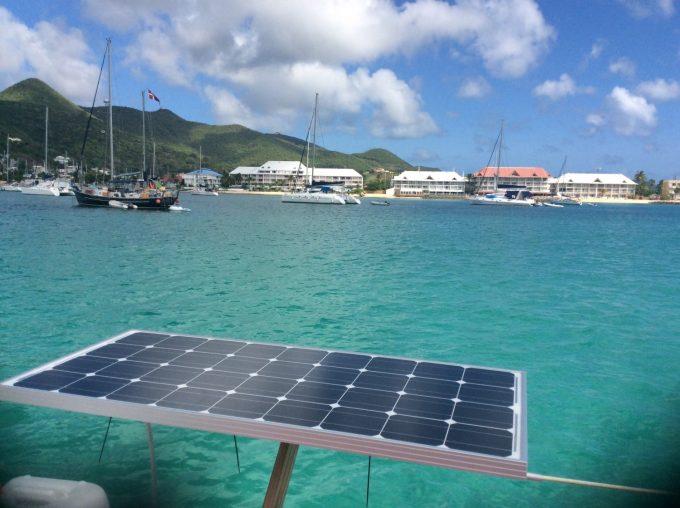 Og ja, vi har fået nye solpaneler. Og de virker!!