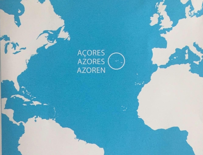 Sejlruten Rundt Pa Azorerne Rejsesyg