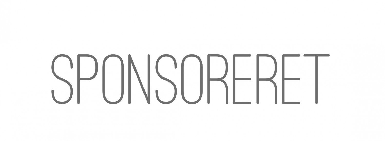 sponsoreret
