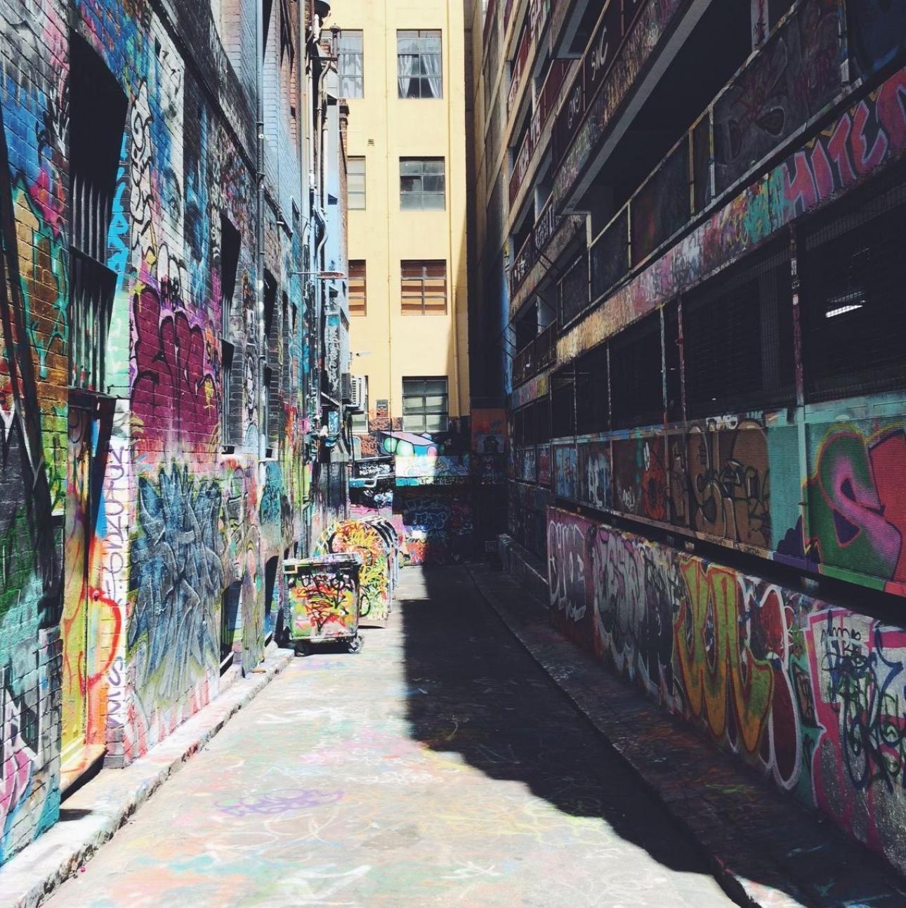hosier-lane-melbourne-australien-urbannotes-dk