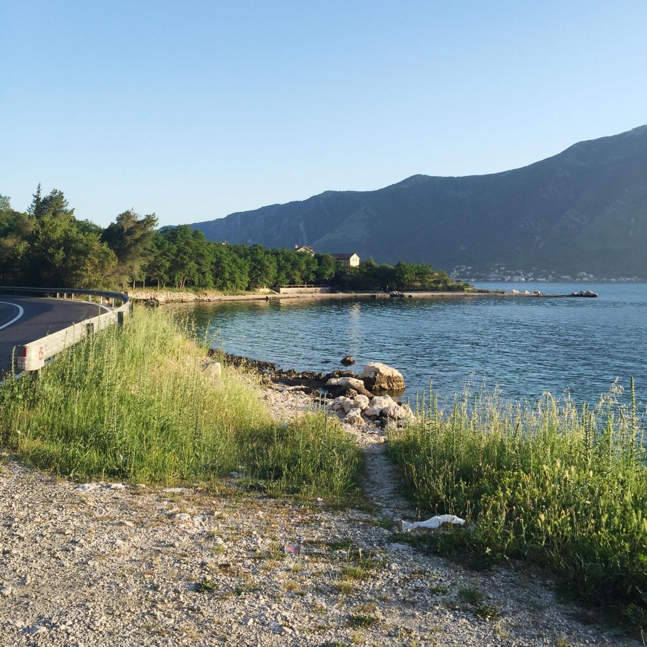Man ved, man er havnet i Montenegro, når naturen er noget af det smukkeste, man har set!