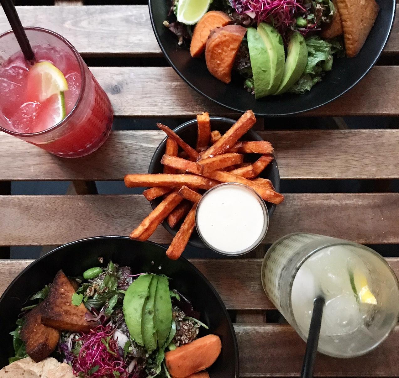 Souls østerbro københavn vegansk mad restaurant urbannotes.dk