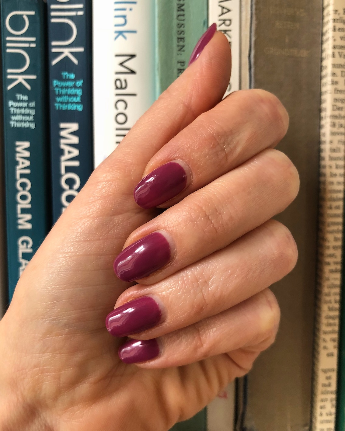shellac luxe vurdering anmeldelse cnd shellac urbannotes.dk
