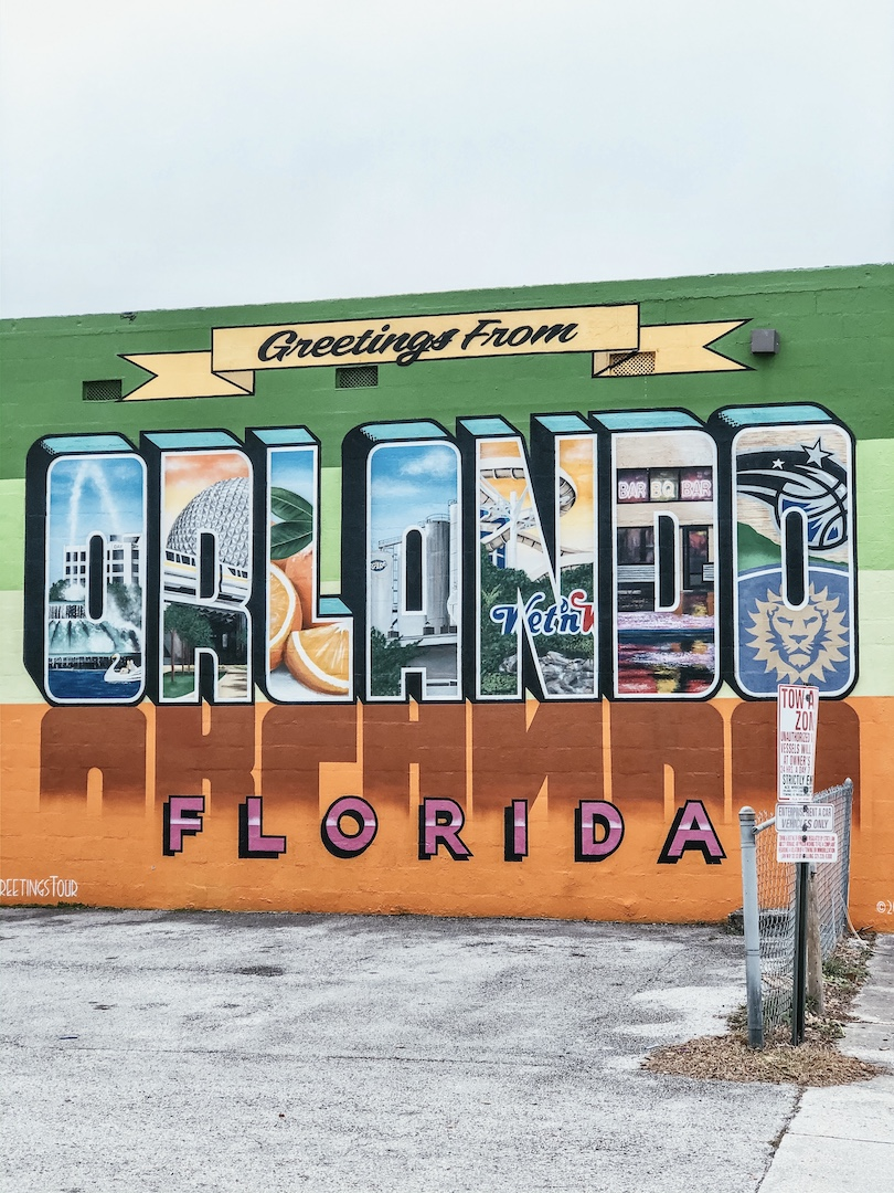 Orlando Florida rejse