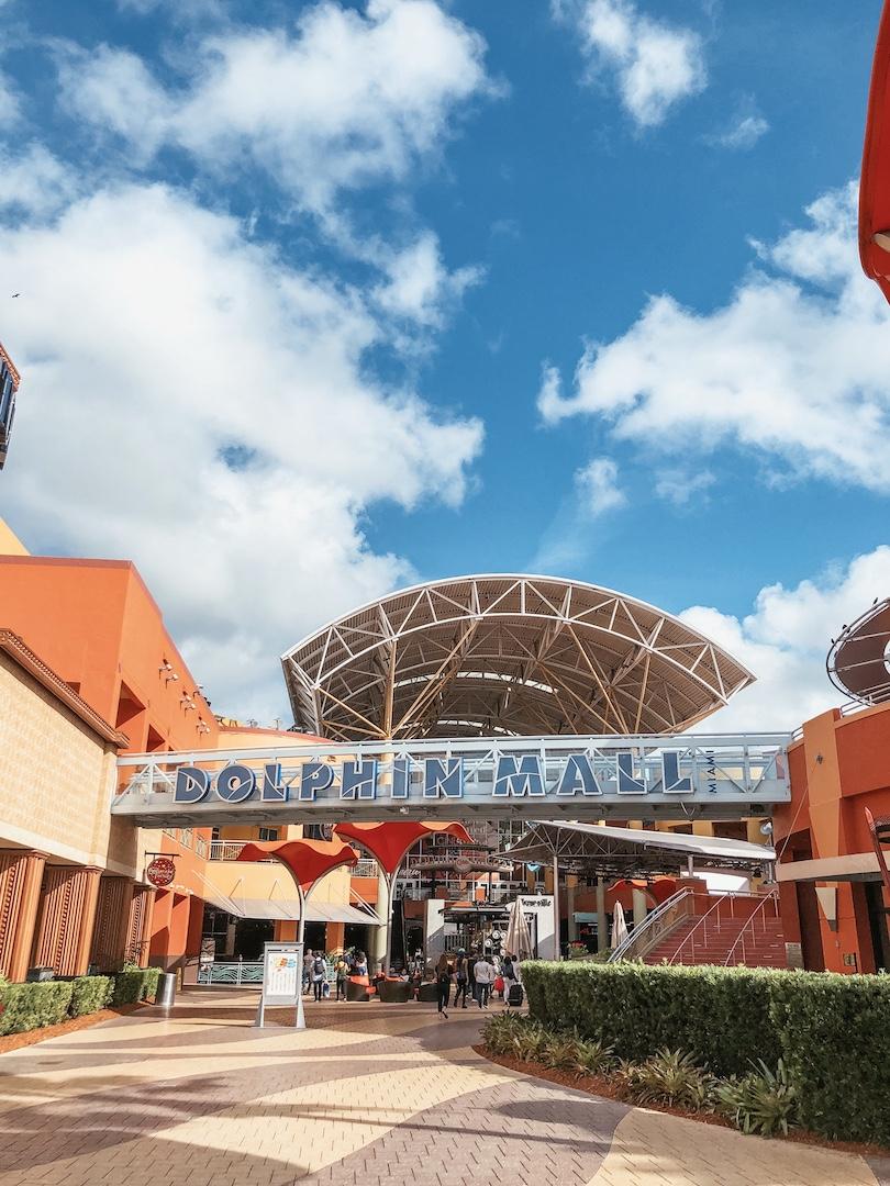 dolphin mall Miami urbannotes.dk