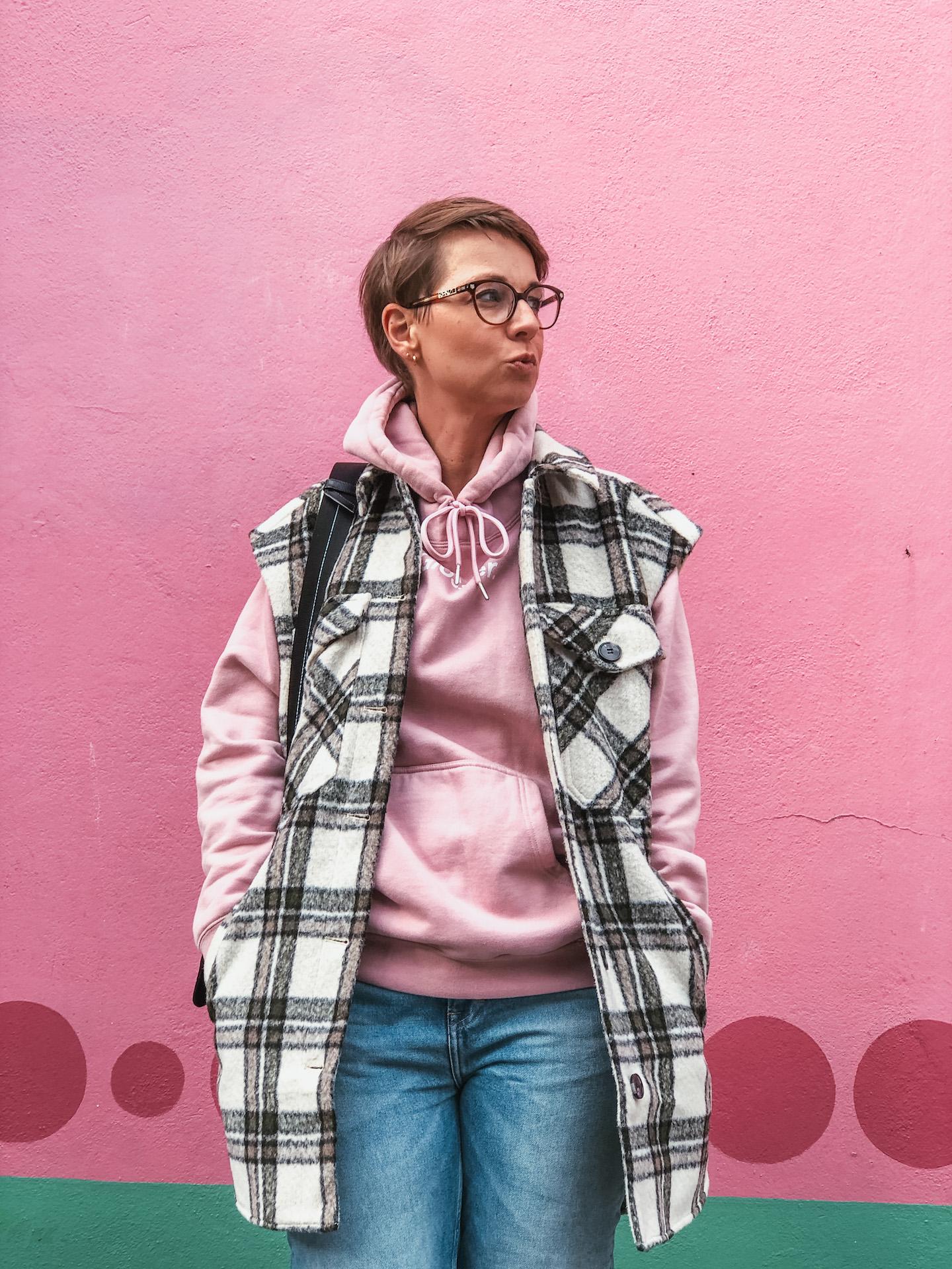 Conni Lagergreen schmidt urbannotes.dk glossier hættetrøje hoodie blog