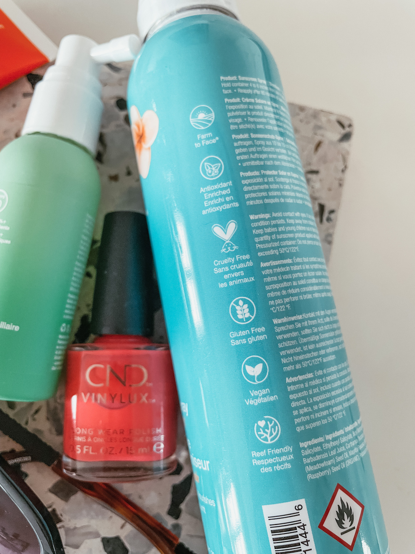 Urbannotes.dk Coola solcreme Reef friendly