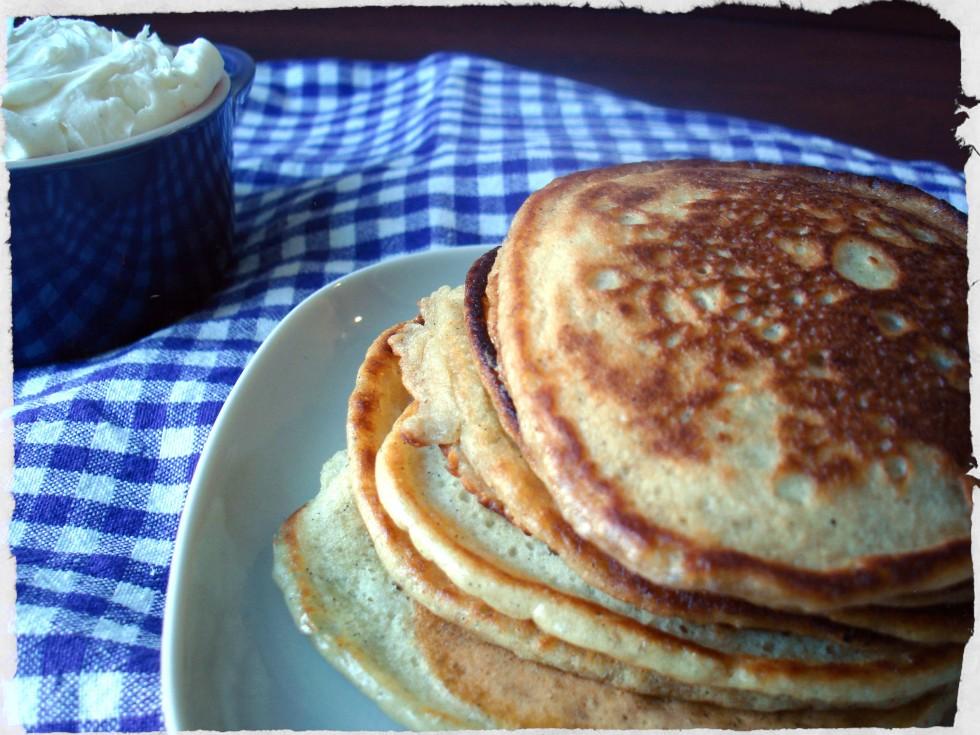 mascapone-lemon spread for pancakes