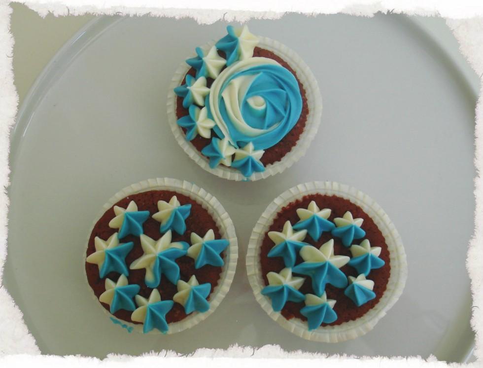Red Velvet Cupcakes homemade
