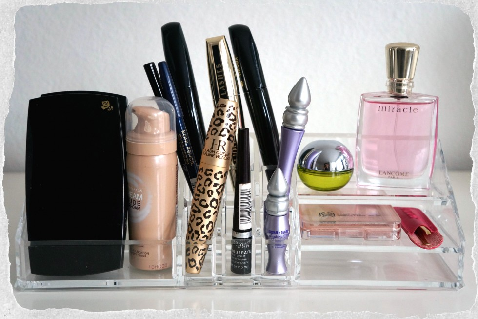 clear make-up organizer Nomess Copenhagen