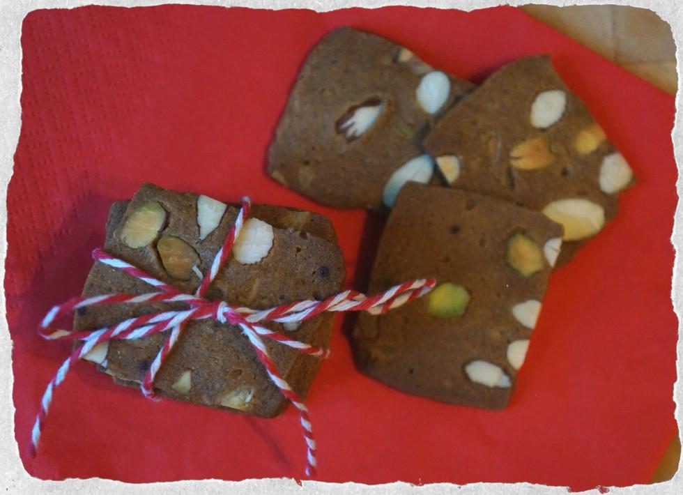 Danish Gingerbread cookies
