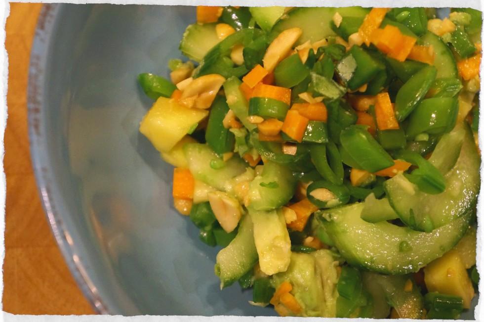 cruchy salad
