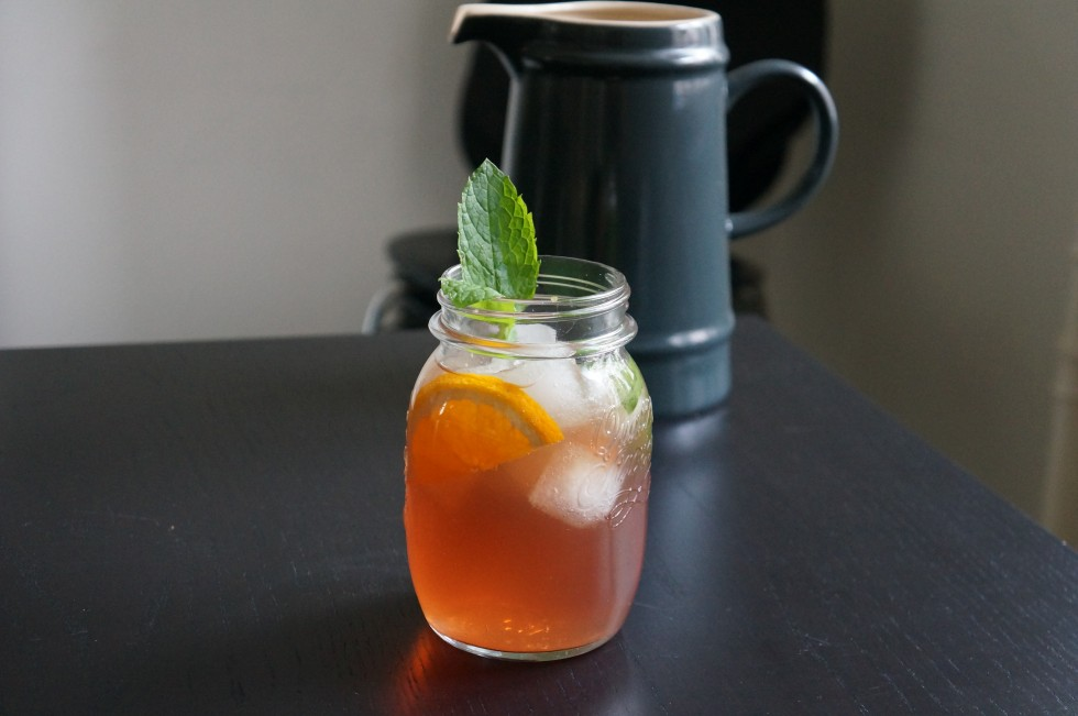Homemade Iced Tea | Beverages | Nilssons Ambrosia