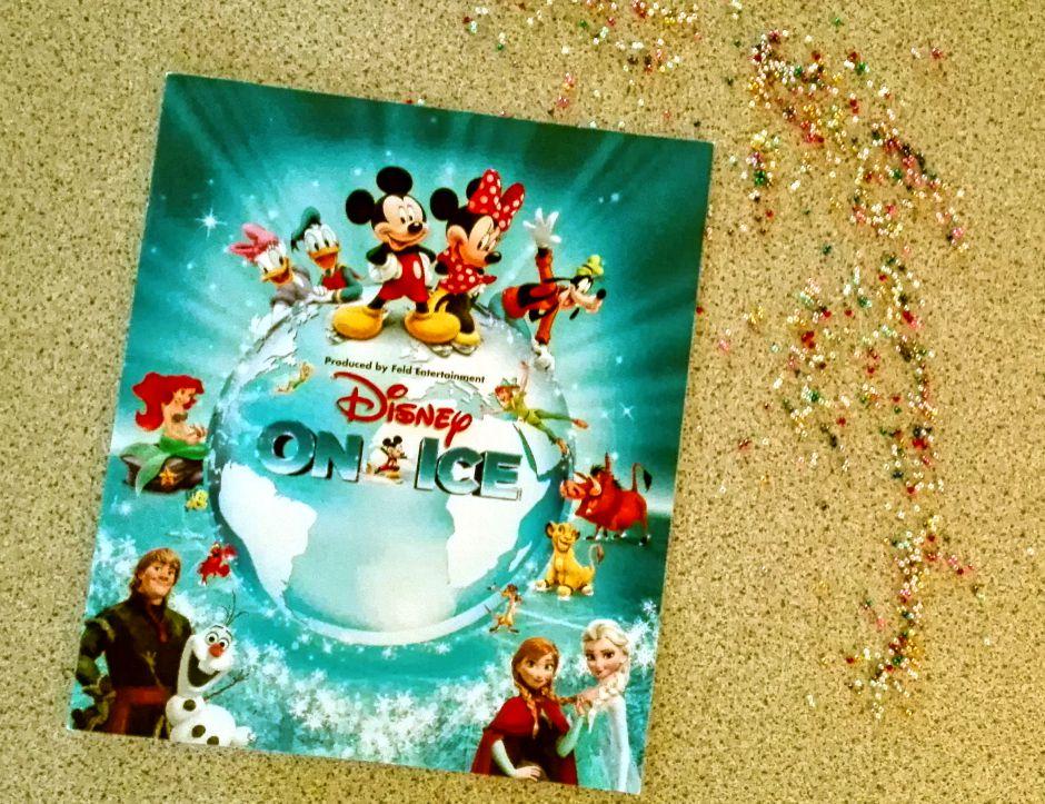 Disney on ICE's fine program