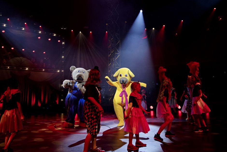 Cirkus Summarum 2017. Foto: Agnete Schlichtkrull