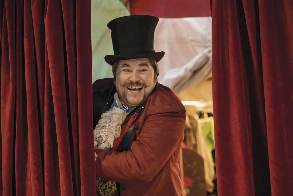 Premiere på Sikke et cirkus Foto: CPH PIX