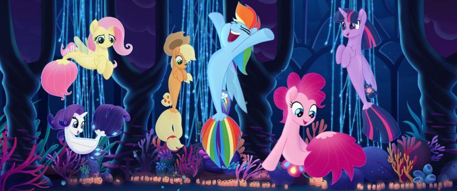 My Little Pony filmen. Foto: Nordisk Film