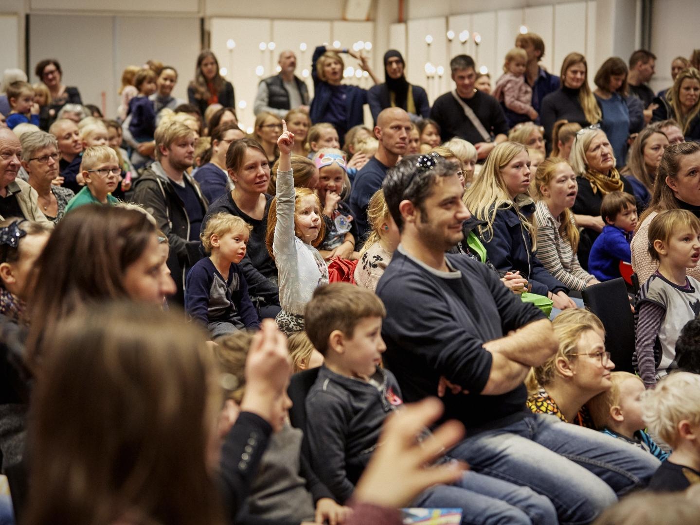 BogForums børneområde Foto: BogForum