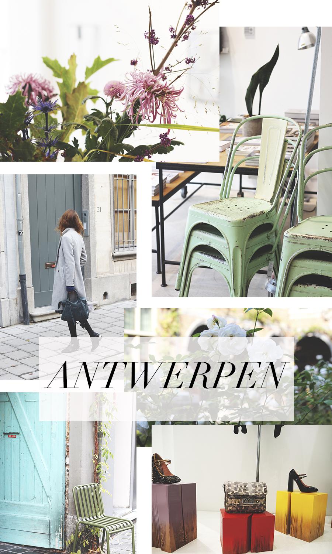Rejseguide til Antwerpen