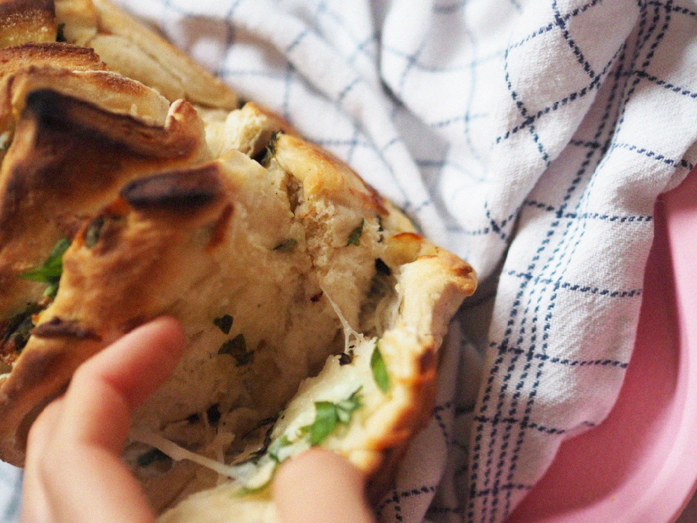 Pull Apart brød
