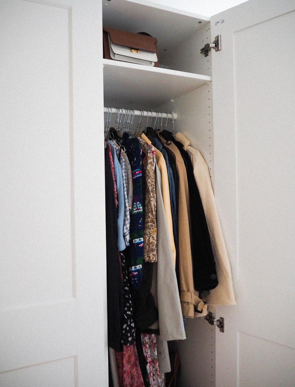 Pax garderobeskab fra IKEA