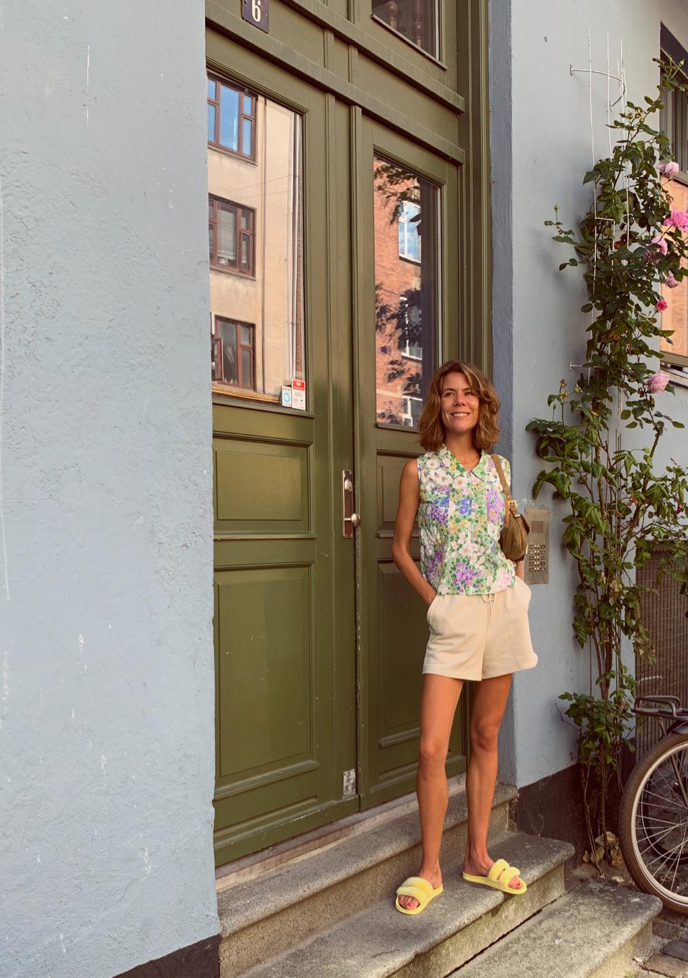 Påklædning i hedebølgen og de perfekte shorts fra Monki