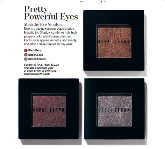 Bobbi Brown Black Velvet øjenskygge