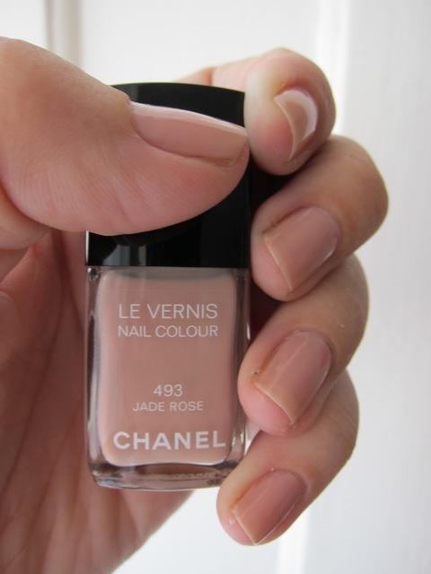 Chanel Jade Rose neglelak