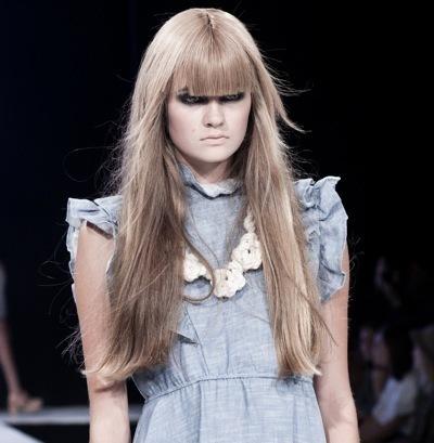 Ivana Helsinki til Copenhagen Fashion Week 2010