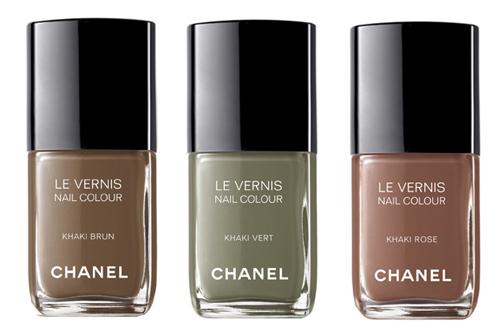 Les Khakis De Chanel neglelakker