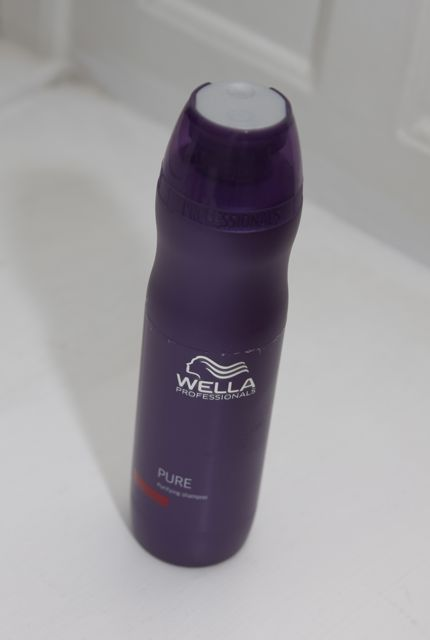 Wella Pure Purifying Shampoo