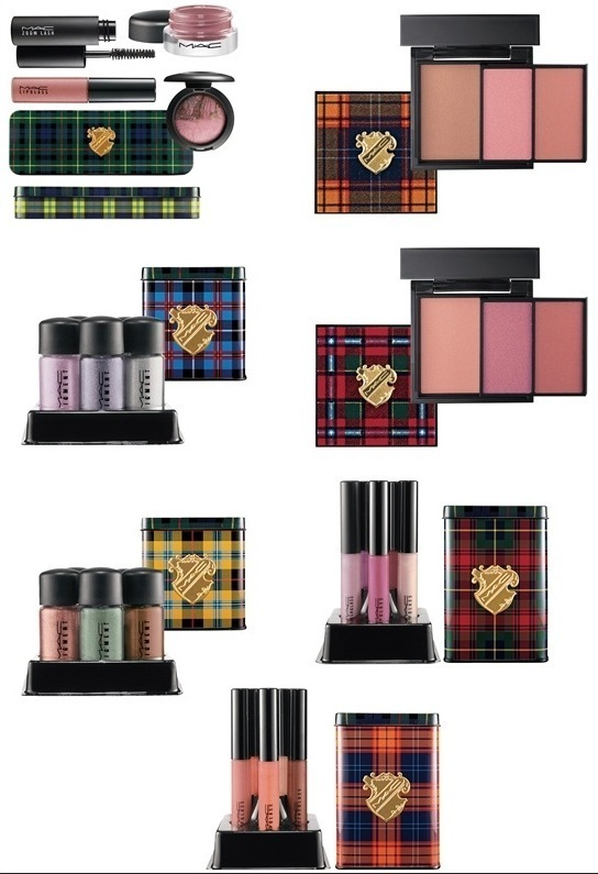 MAC A Tartan Tale Holiday Collection 2010