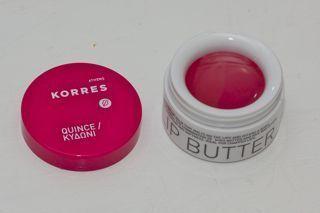 Korres Lip butter quince