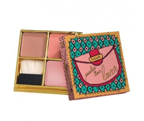 Benefit Powder Time Lover Christmas Collection