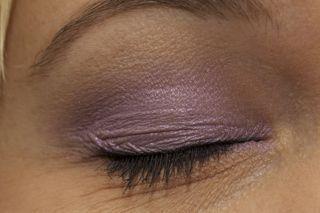 Korres øjenskygge i Purple
