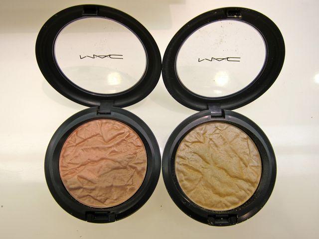 MAC Special Reserve Highlight Powders
