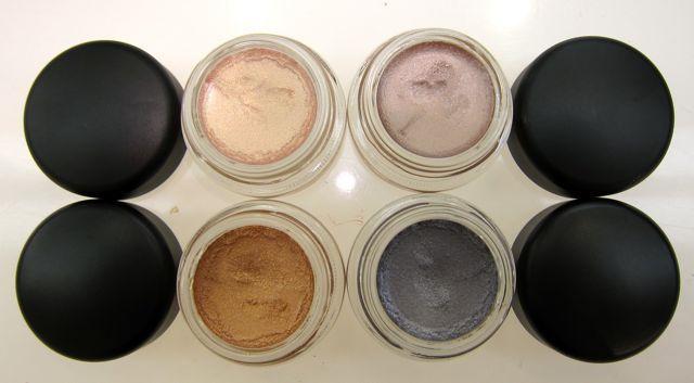 MAC Cham Pale Paint Pots
