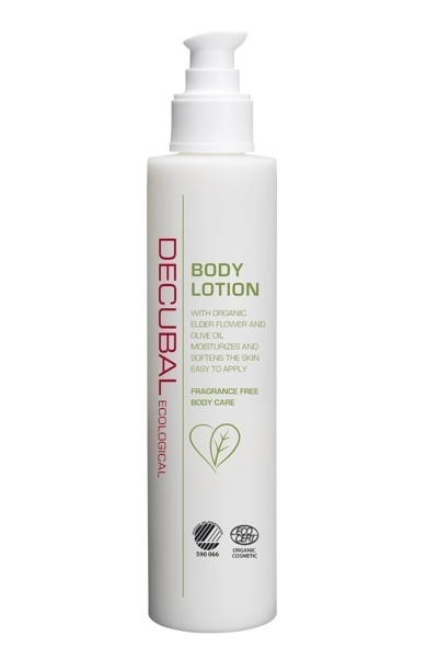 Decubal Ecological Body Lotion