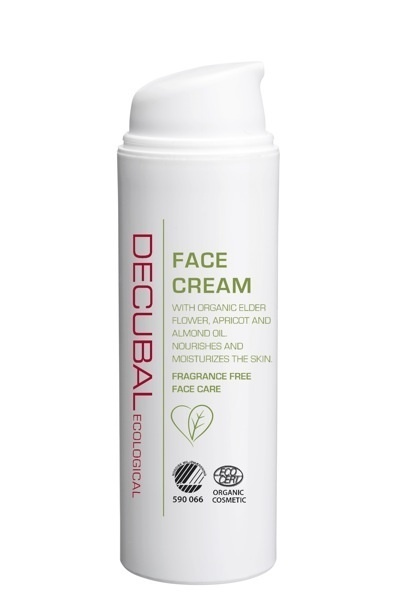 Decubal Ecological Face Cream