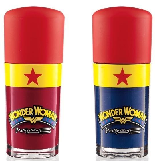 MAC Wonder Woman neglelak