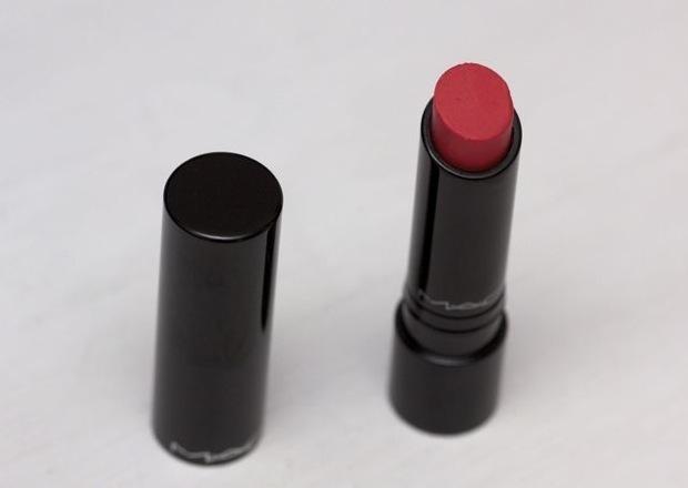 MAC Sheen Supreme Lipstick Full Speed