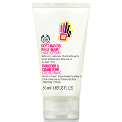 Soft Hands Kind Heart Hand Cream fra The Body Shop