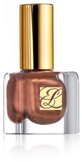Estée Lauder neglelak Pure Color Nail Lacquer Shimmering Bronze