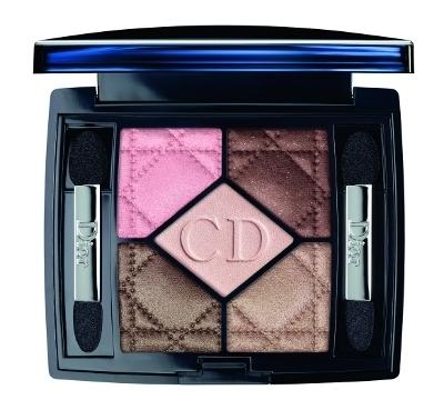Dior Electric Tropics 5-Colour Eyeshadow øjenskyggepalette 754
