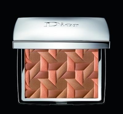 Dior Electric Tropics Nude Healthy Glow Powder