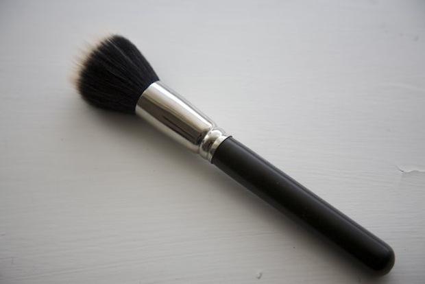 MAC 187 Duo Fibre Brush pensel